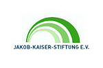 Das Logo von der Jakob Kaiser Stiftung E.V.