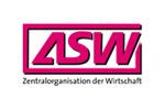 Das Logo von ASW