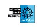 Das Logo von der Polizei